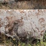 Un des décors de l'entrée ouest, Antioche de Pisidie