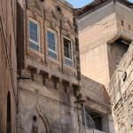 Dans une ruelle de la vieille ville de Şanlıurfa