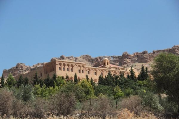 Monastère syriaque Deyrul Zafaran