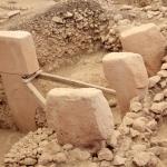 Quelques uns des mégalithes de Göbekli Tepe