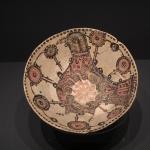 Bol iranien du XIIIème siècle, musée des arts turcs et islamiques d'Istanbul
