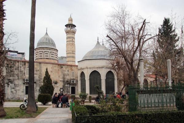 Complexe de la mosquée Ulu, Adana