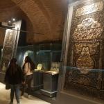 Section des reliques sacrées, musée des arts turcs et islamiques d'Istanbul