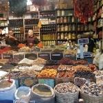 Dans le vieux marché couvert d'Antioche