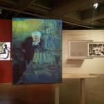 L'expostiion Mihri, une peintre migrante des temps modernes à SALT Galata
