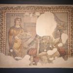 Mosaique de Khresis, musée archéologique de Hatay
