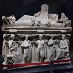 Sarcophage d'Antioche, musée archéologique Hatay