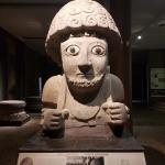 Statue du roi hittite Suppiluliuma, musée archéologique Hatay