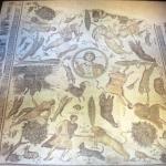 mosaique de Yakto et Thalassa, musée archéologique Hatay