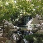 cascade du jardin japonais de Baltalimanı, Istanbul