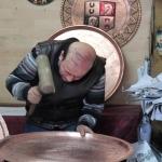 Bazar du cuivre, Gaziantep