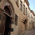 Dans l'ancien quartier arménien de Gaziantep