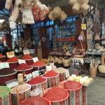 Dans un des marchés couverts de Gaziantep