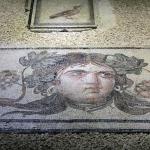 Mosaique de la villa Menad, musée de Zeugma, Gaziantep