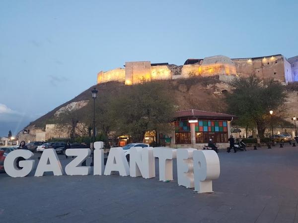 La citadelle de Gaziantep