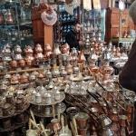 Le cuivre est partout à Gaziantep
