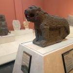 Le lion de Maraş, musée archéologique de Kahramanmaraş