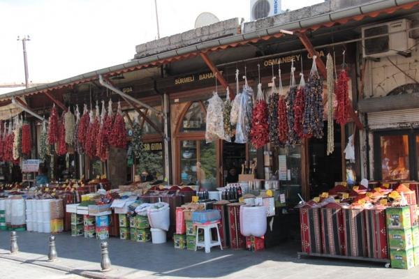 Les épices de Gaziantep