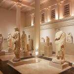 Salle romaine du musée archéologique de Gaziantep