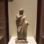 Statue de Déméter, musée archéologique de Gaziantep