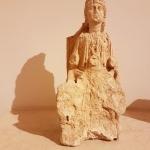 Statue de Tychée, musée archéologique de Gaziantep