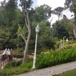 En plein coeur du parc de Yıldız à Istanbul