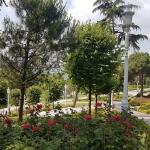 Parc de Yıldız à Beşiktaş