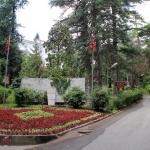 Arboretum Atatürk à Termal