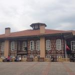 mairie historique de Bursa