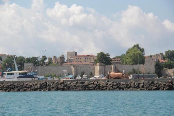 La prison historique de Sinop