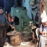 Artisans de Malatya, marché aux cuivres