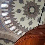 """Dans la """"nouvelle"""" mosquée de Malatya"""