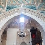Dans l'ancienne mosquée - Ulu Camii - de Battalgazi
