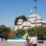 La nouvelle mosquée de Malatya