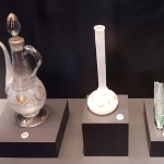 Oeuvres en verre, palais-musée Tekfur Istanbul