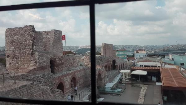 Palais-musée Tekfur à Istanbul