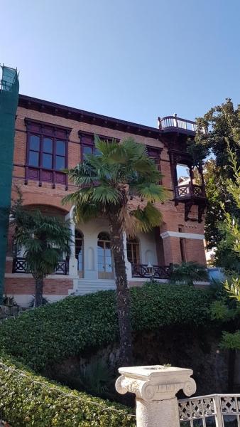 Pavillon Mizzi, Büyükada