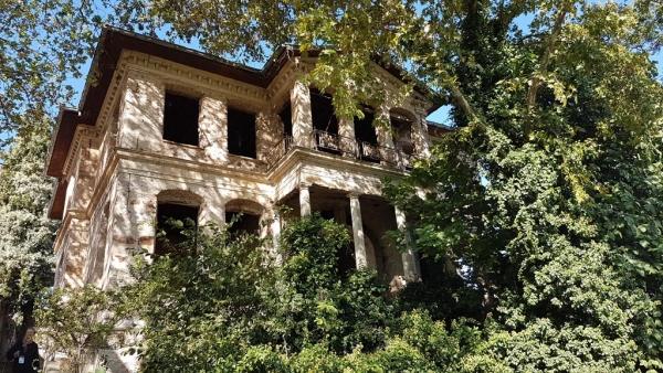 Taş mektebi - école en pierre, Büyükada
