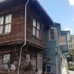Dans les rues de Çengelköy-Istanbul