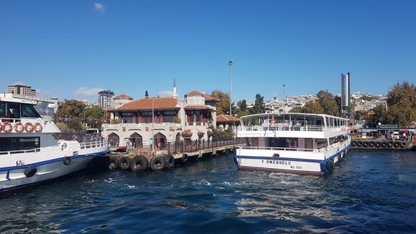 Embarcadère de Beşiktaş