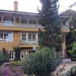 La demeure jaune à Çengelköy-Istanbul