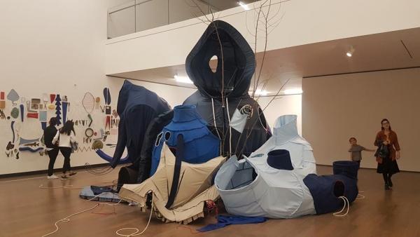 Une oeuvre de la Biennale d'Istanbul
