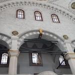 Dans la mosquée Nusretiye à Tophane-Istanbul