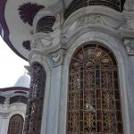 L'élégante mosquée Nusretiye à Tophane-Istanbul