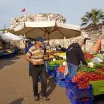 Le marché dominical de Sığacık