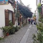 Les ruelles du vieux Sığacık