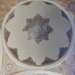 Une coupole extérieure de la mosquée Nusretiye à Tophane-Istanbul