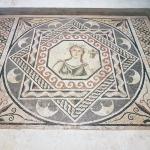 Mosaique de Gaia, musée de Zeugma, Gaziantep