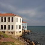 Au bord de la Mer Noire à Ünye