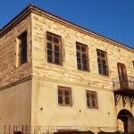 Bâtisse traditionnelle à Iskele-Urla
